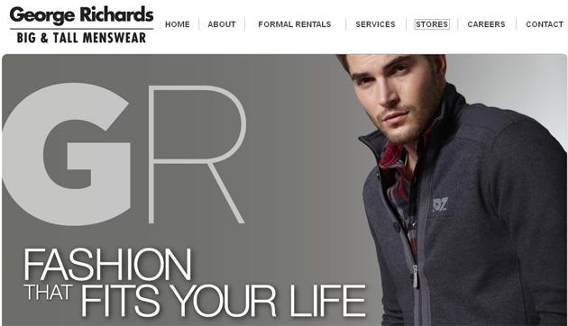 George Richards Online Store