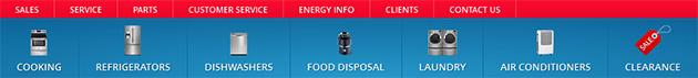 Handy Appliances Cooking, Refrigerators, Dishwashes, Laundry....