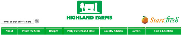 Highland Farms Weekly Flyer Online
