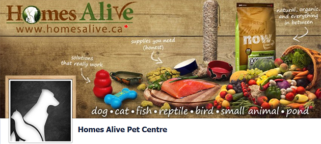 Homes Alive Pet Centre Online