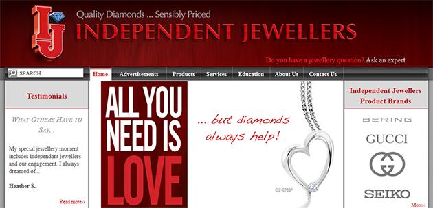 Independent Jewellers Online