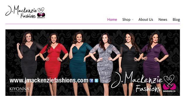 Jmackenzie Fashions Online