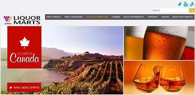Liquor Marts Online