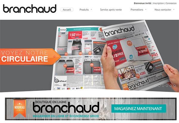 Meubles Branchaud Circulaire