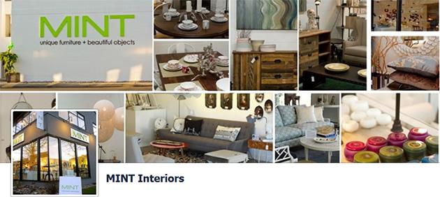 Mint Interiors Online