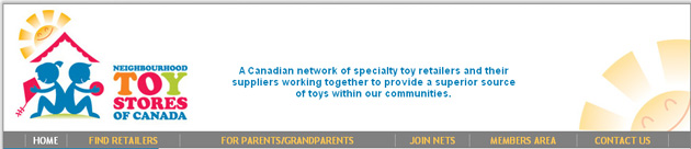 Neighbourhood Toy Stores Online
