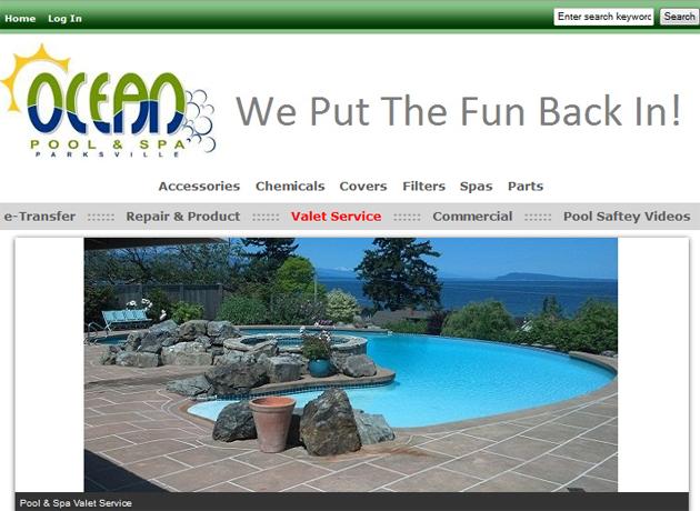Ocean Pool And Spa Online