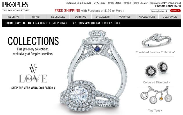 Peoples Jewellery Online Store