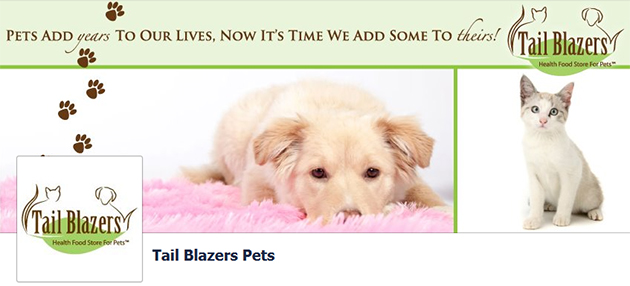 Tail Blazers Pets Online