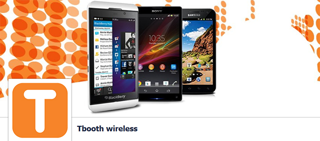Tbooth Wireless Online