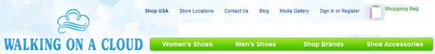 Walking On A Cloud Shoes Online